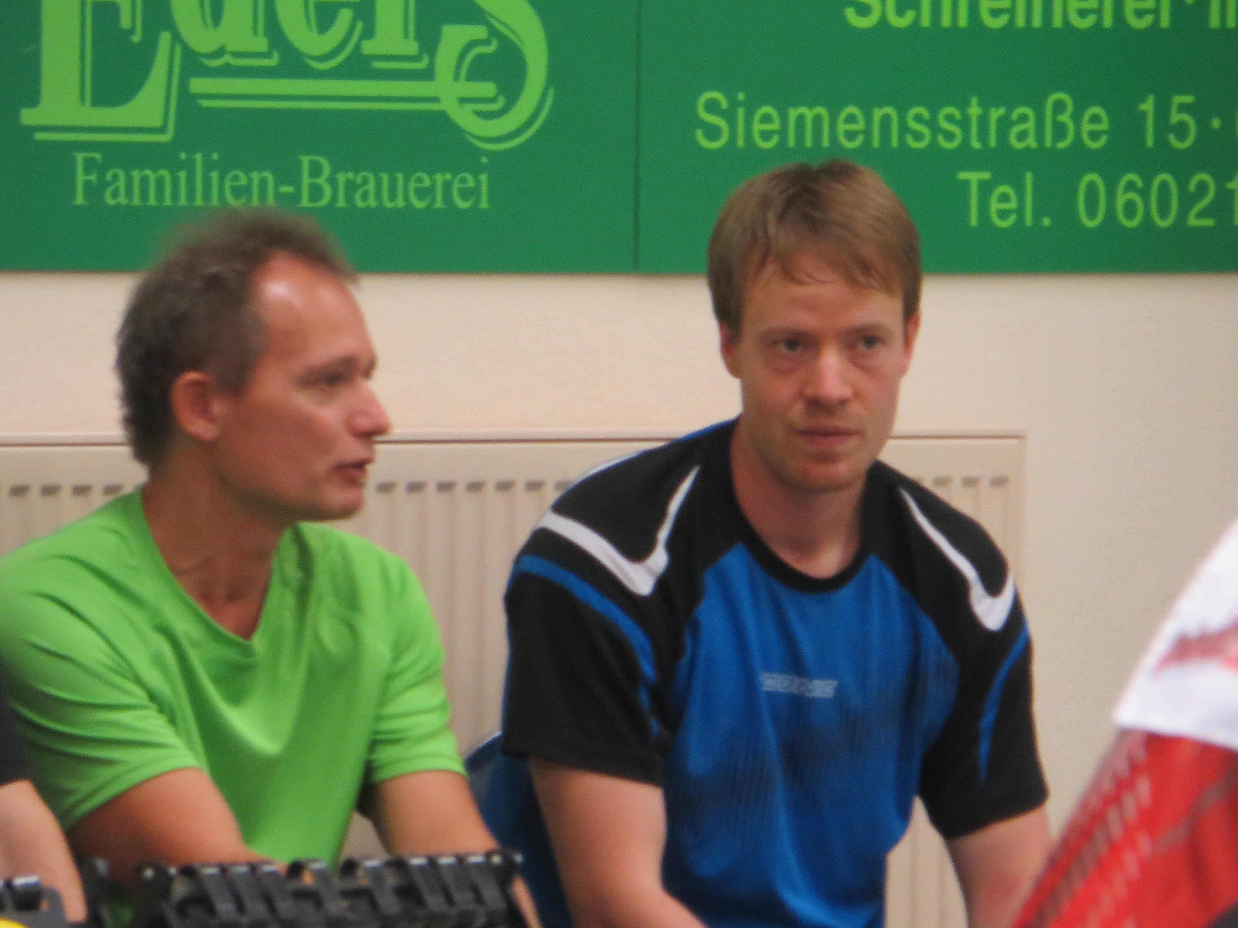 25 Jahre Stephan Ehmes TT-Shop Patrick Baum Thomas Keinath