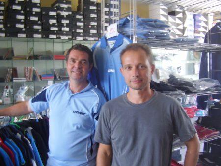 Steffen Fetzner Stephan Ehmes TT-Shop