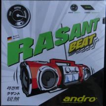 Andro Rasant Beat 1,9 mm schwarz