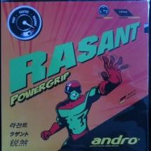 Andro Rasant Grip 1,9 mm schwarz