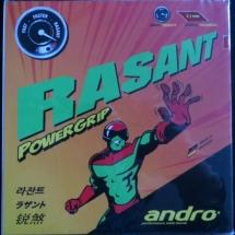 Andro Rasant Powergrip 2,1 mm rot