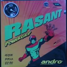 Andro Rasant Powergrip 2,1 mm schwarz