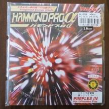 Nittaku Hammond pro alpha 2,0 mm schwarz