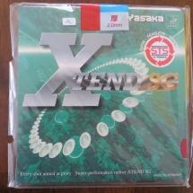 Yasaka XTend SG 2,0 mm rot